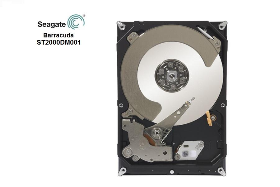 Seagate 2 TB  SATA3 7200 rpm