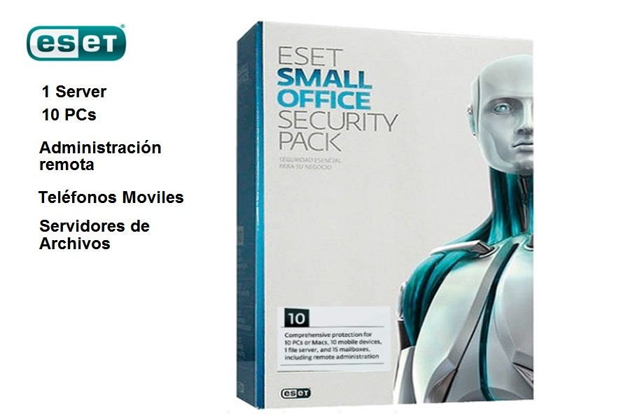 Eset Small Office Security Pack / 10 PCs
