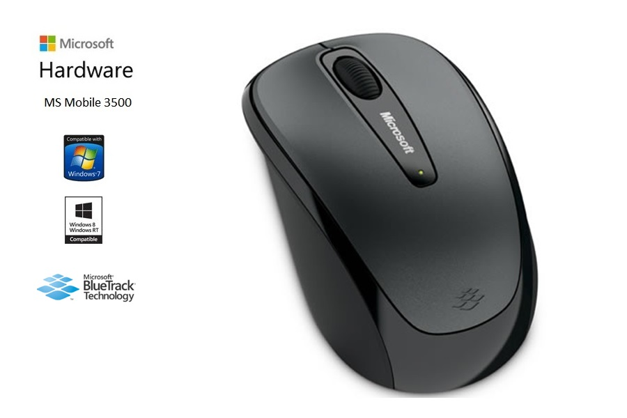 Mouse Microsoft Wireless Mobile 3500