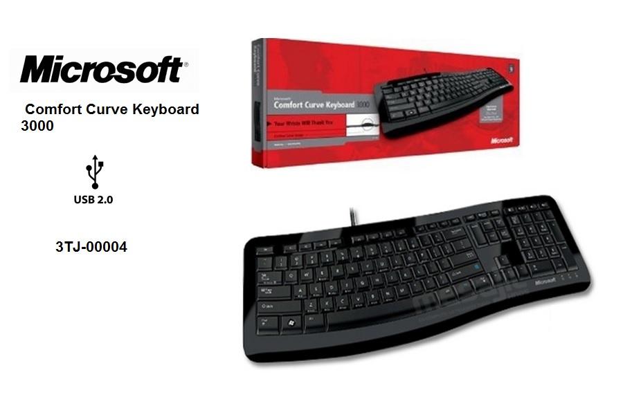 Microsoft Comfort Curve 3000
