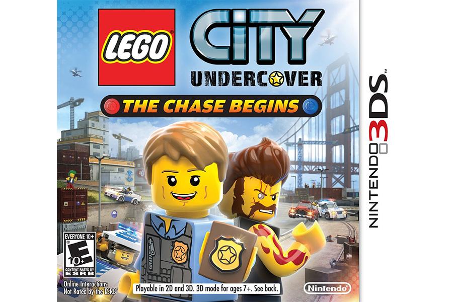 JUEGO 3DS LEGO CITY