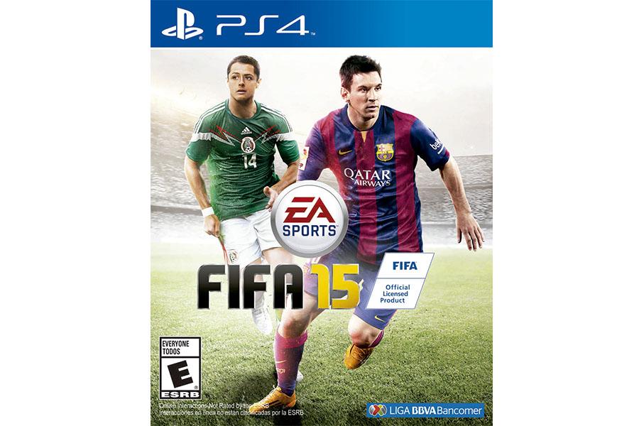 FIFA 2015 – PlayStation 4