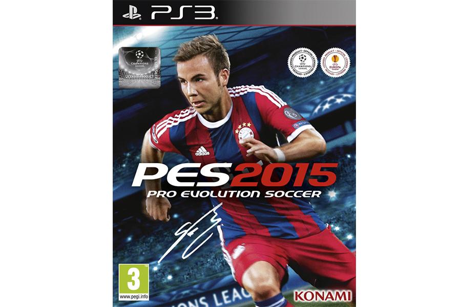 PES 2015 – PlayStation 3