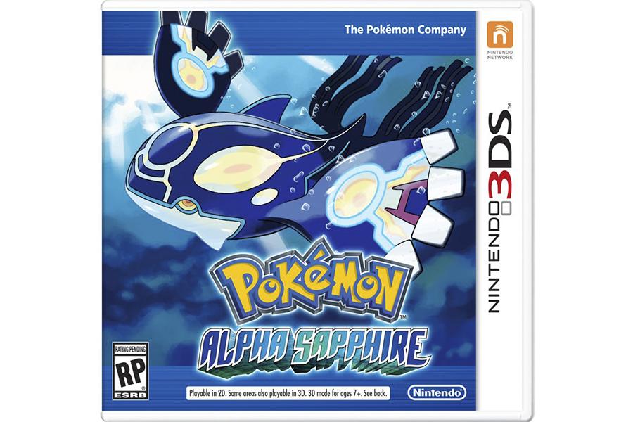 Pokémon Zafiro Alfa
