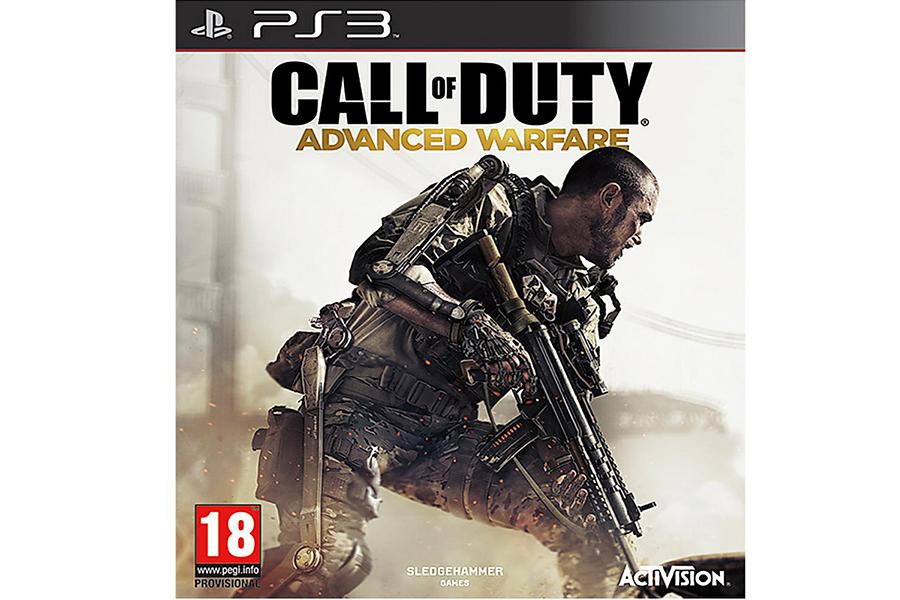 Call of Duty: Advanced Warfare – PlayStation 3