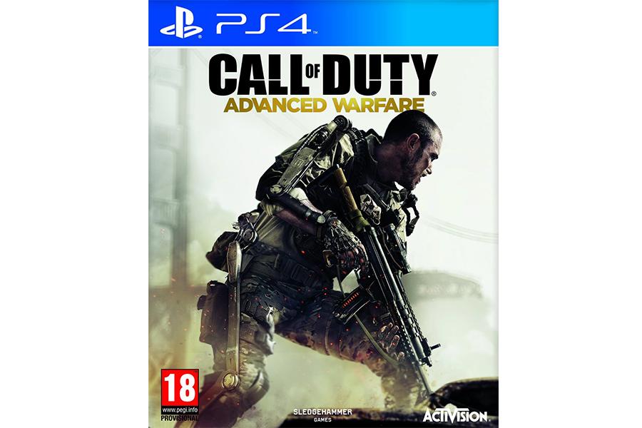 Call of Duty: Advanced Warfare – PlayStation 4