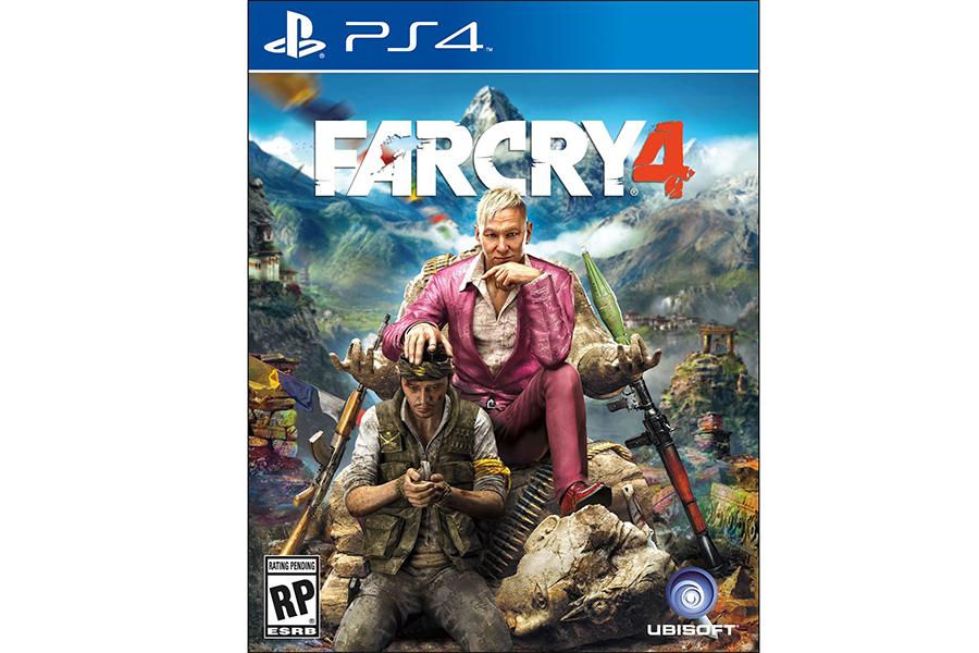 Far Cry 4 – PlayStation 4