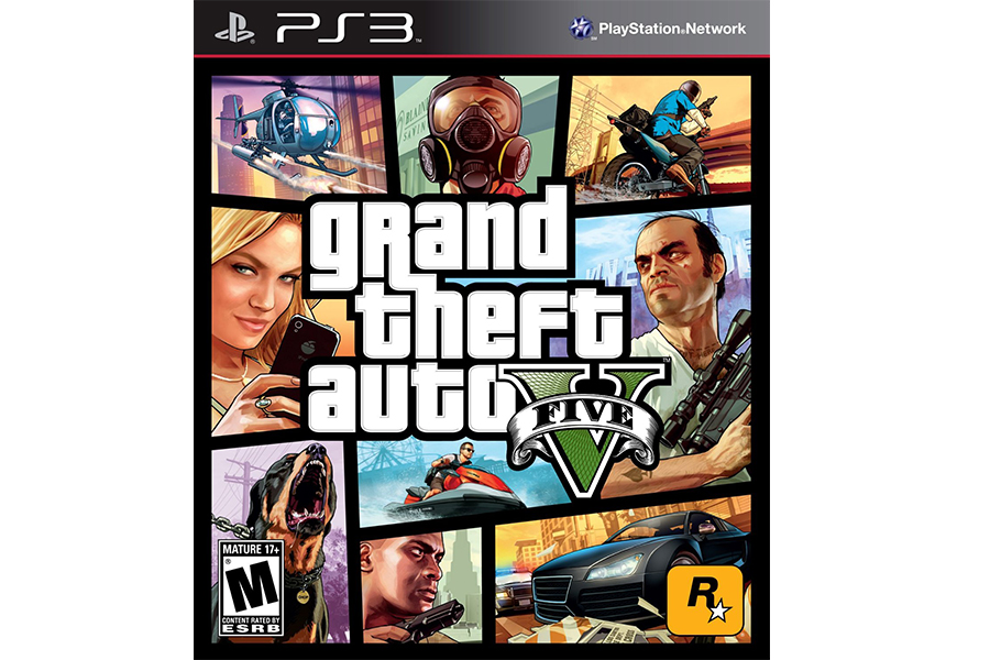 Grand Theft Auto V – PlayStation 3