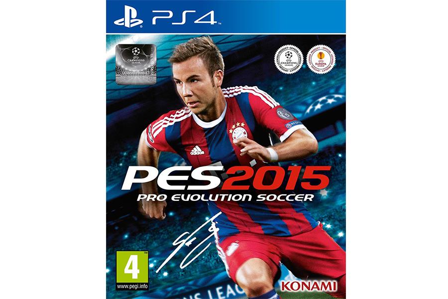 PES 2015 – PlayStation 4