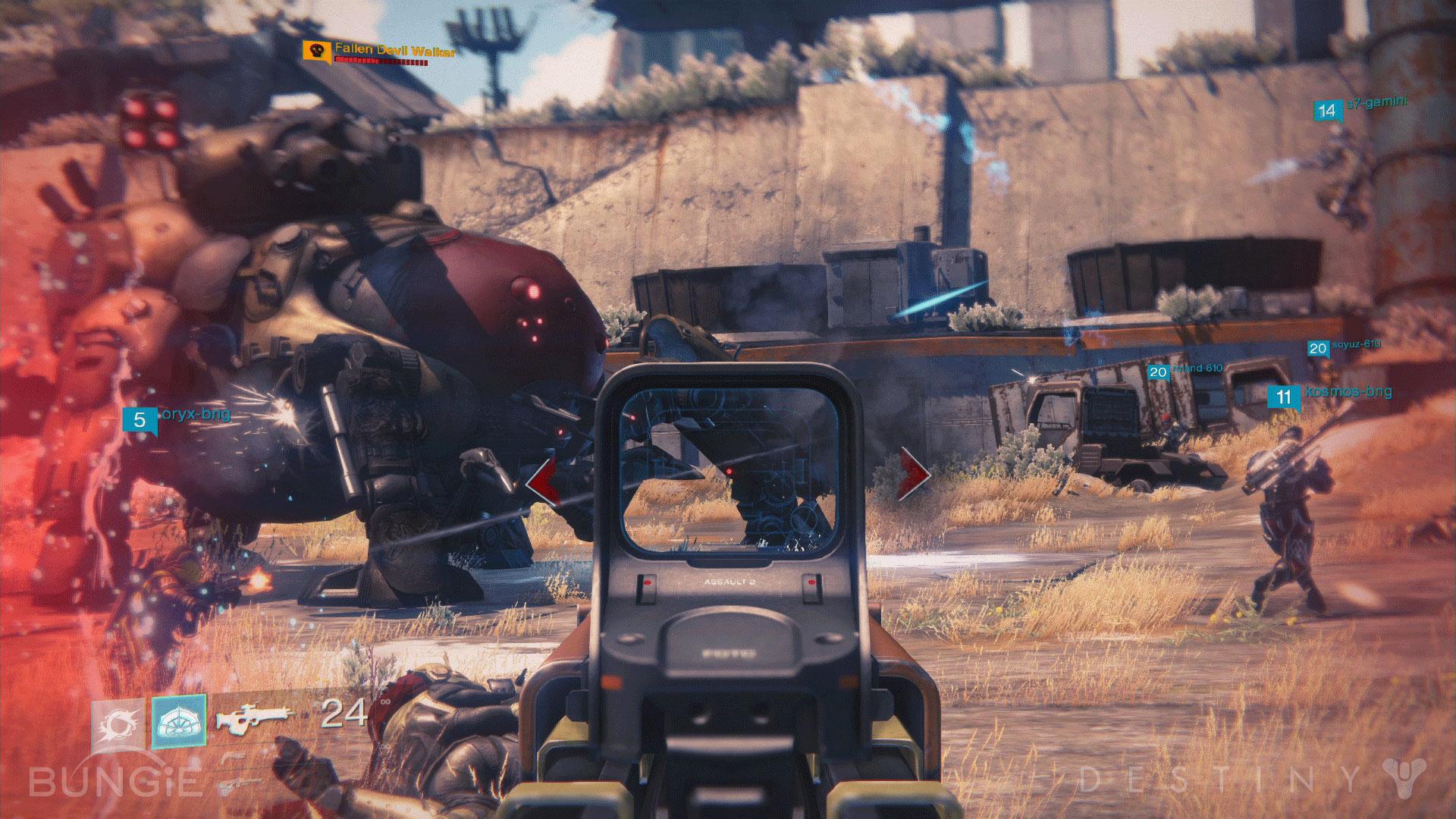 Destiny – PlayStation 3