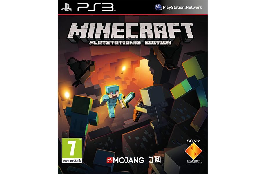 Minecraft – PlayStation 3
