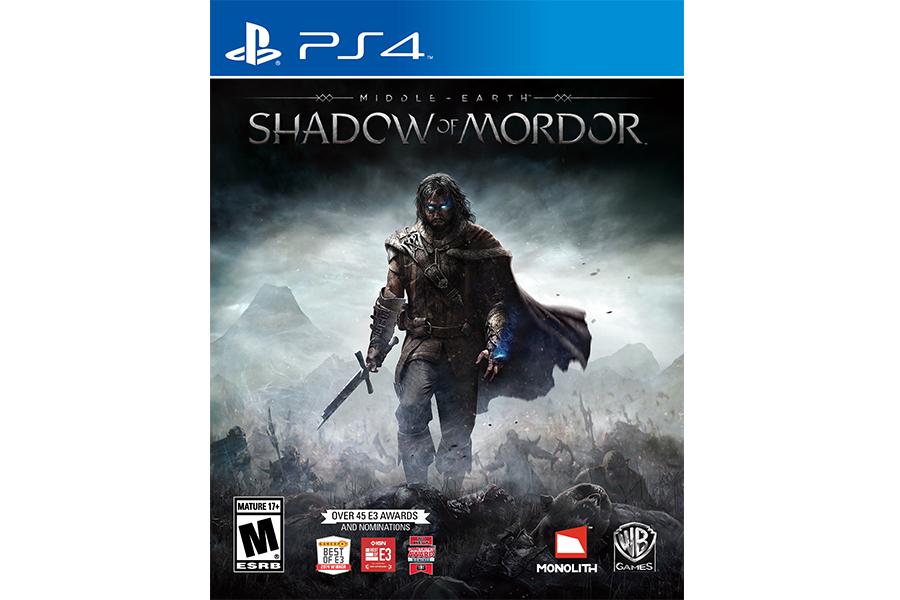 La Tierra-Media: Sombras de Mordor – PlayStation 4