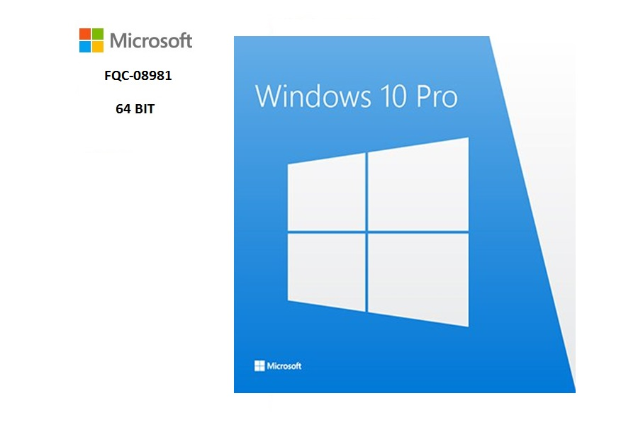 Windows 10 Pro DVD OEM Español X64