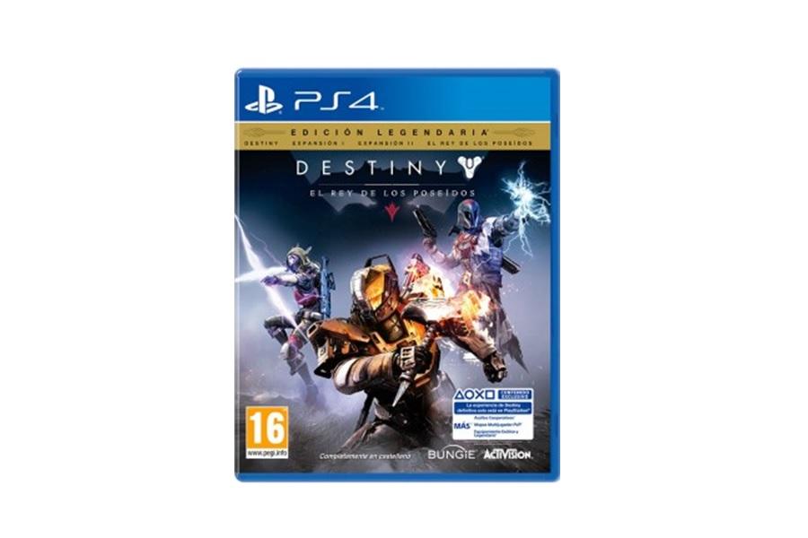 Destiny – El Rey de los Poseídos