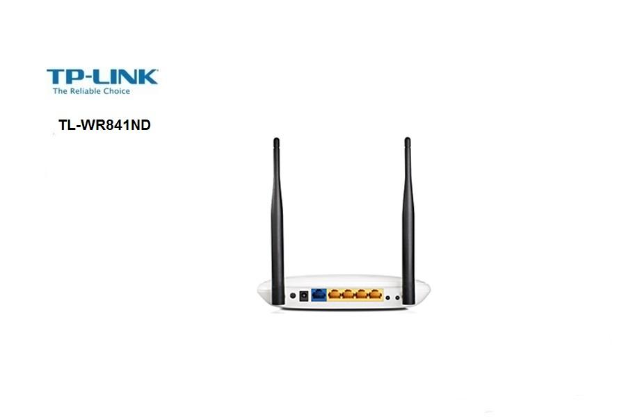TP-Link TL-WR841ND N A 300 Mbps