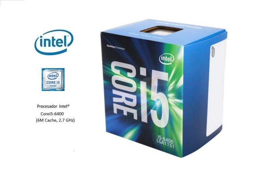 Intel Corei5-6400 2.7 Ghz (6º G)