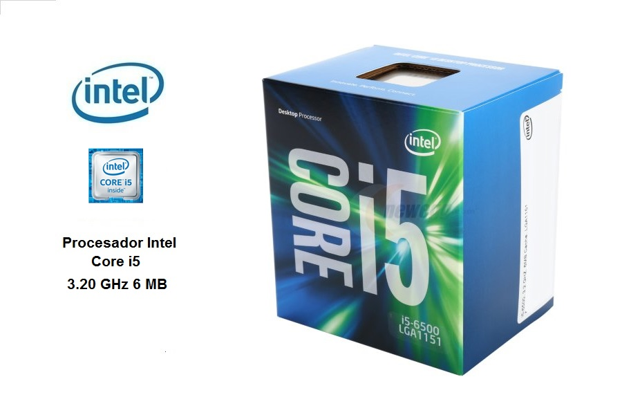Intel Corei5-6500  3.20 GHz (6ºG)
