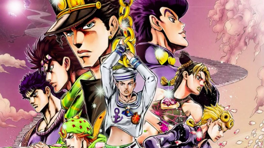 Nuevo trailer de JoJo's Bizarre Adventure: Eyes of Heaven