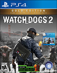 Watch Dogs 2 «GOLD EDITION»