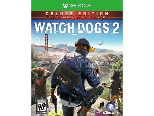 Watch Dogs 2 «DELUXE EDITION»