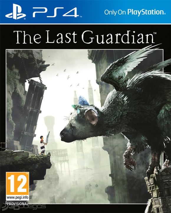 The Last Guardian.