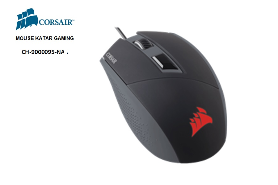 Corsair Gamer KATAR CH-9000095-NA