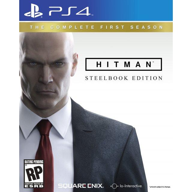 Hitman Steelbook Edition PS4