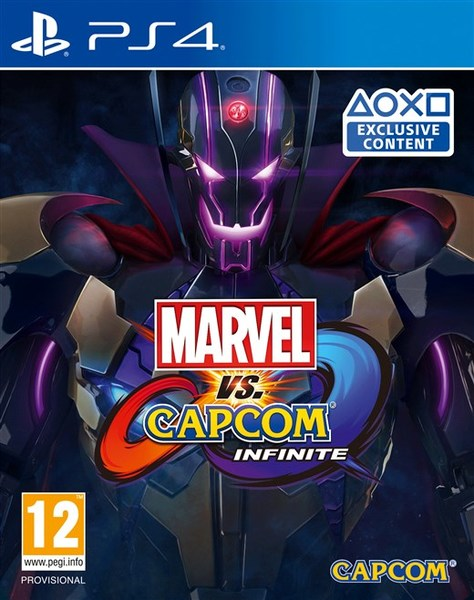 Marvel VS Capcom: Infinite Deluxe Edition