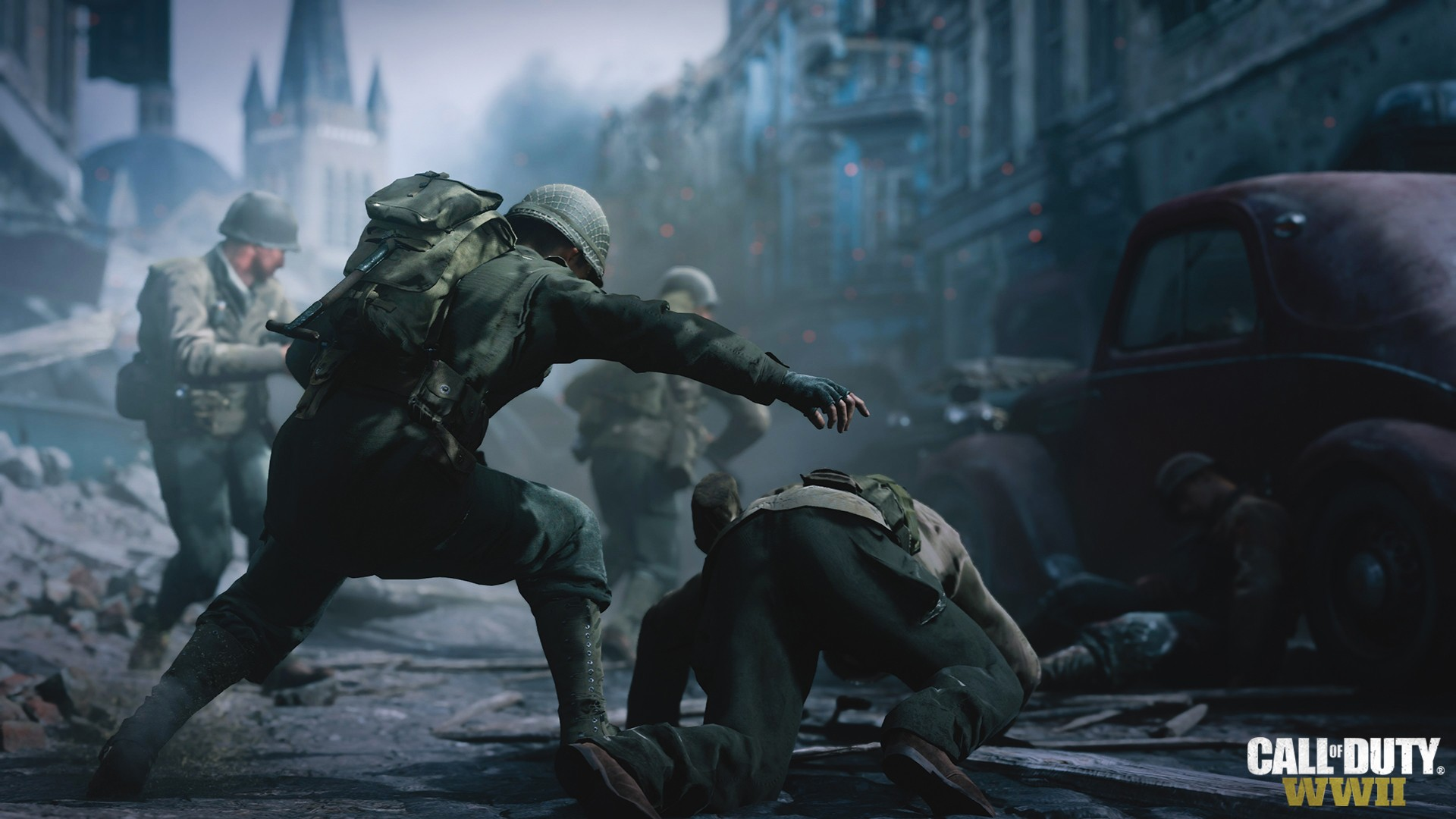 Call of Duty: WWII – PS4